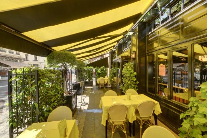 Restaurant Terrasse Lyob