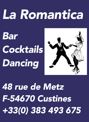 la romantica bar cocktail dancing custines nancy. Black Bedroom Furniture Sets. Home Design Ideas