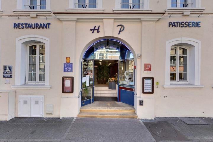 La Fourchette L Auberge Cafe Paris