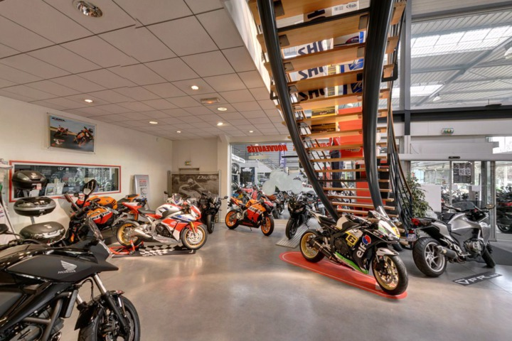 Paris nord moto honda aulnay sous bois 93 - Garage moto aulnay sous bois ...